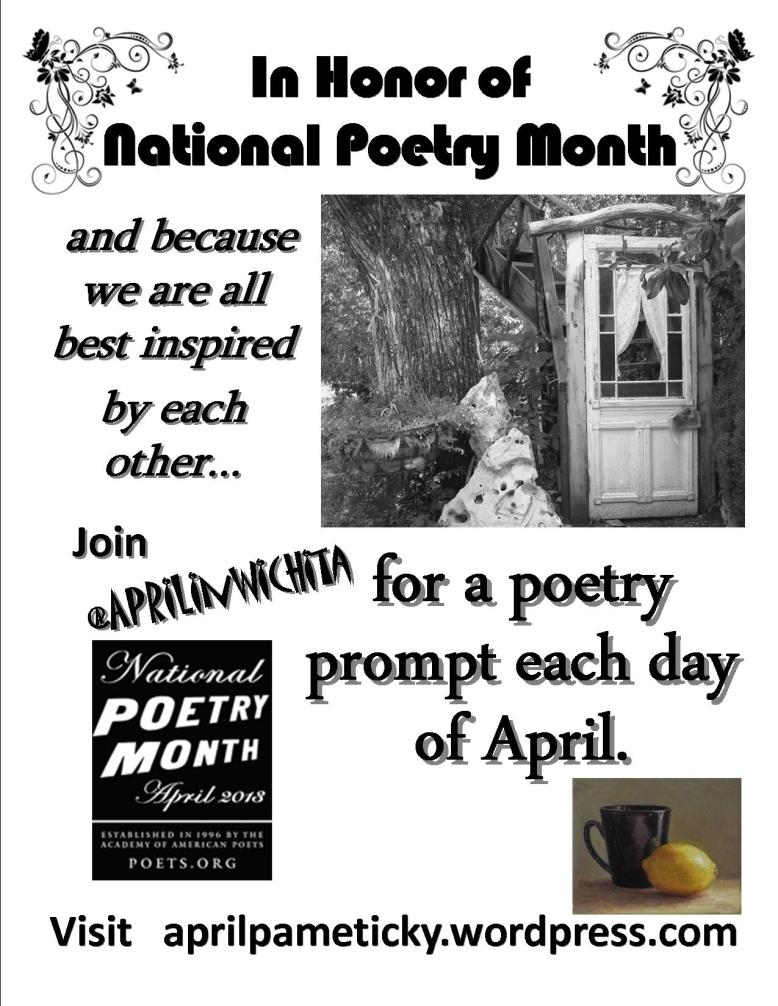 poetry prompt flyer 2